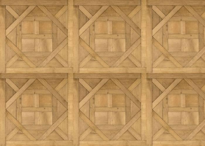 Panneaux et motifs contrecollé chêne Premier - 16 x 1000 mm - Aremberg