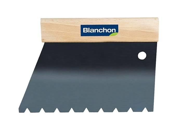 Spatule à dents pour colle à parquets - BLANCHON TKB B16