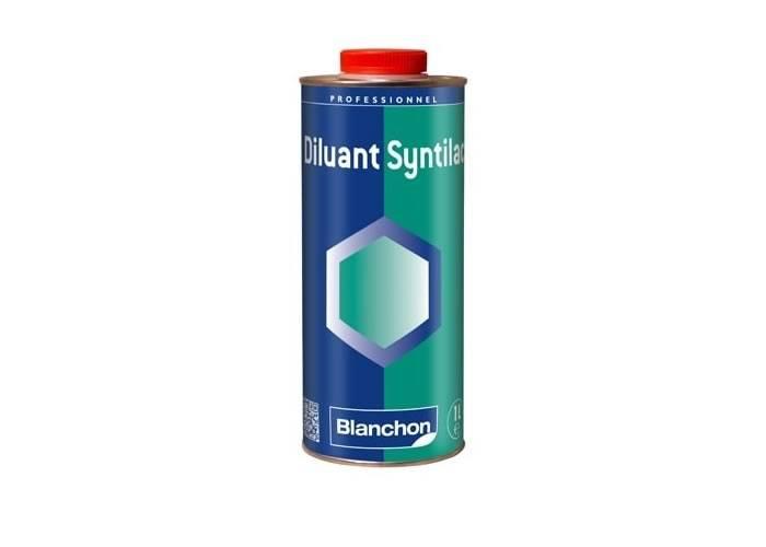 Diluant Syntilac Blanchon - 1 litre