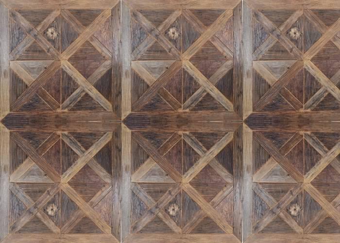 Panneaux et motifs en Orme - 1000 x 1000 mm - brut - Namur