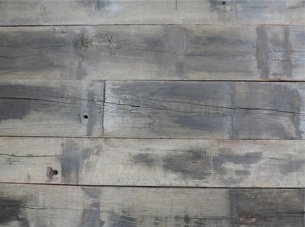 Parquet Plancher Chêne fond de wagon - 18 x 120 à 180 mm - Balkan lisse