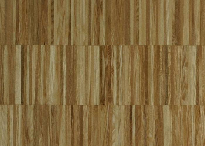 Parquet Industriel Frene - 10 x 8 x 160 mm sur chants massif