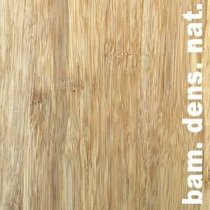 Parquet massif Bambou Elite Moso - 13 x 142 x 1830 mm - Pré-huilé - Caramel - Density