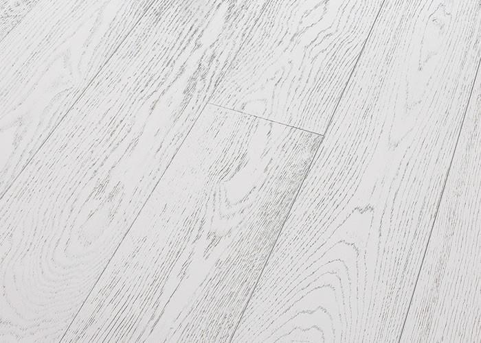 Parquet Contrecollé Chêne Rustique/Campagne - 12 x 145 x 1400 mm - verni mat - DDCN
