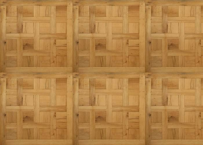 Panneaux et motifs en chêne Premier - 14 x 800 x 800 mm - Chantilly - PROMO