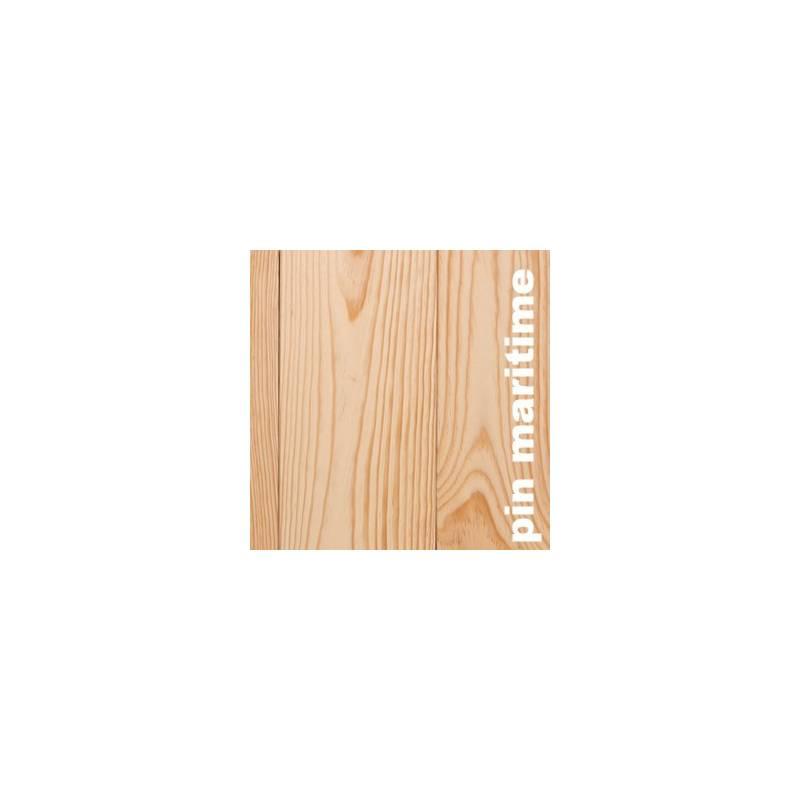 parquet massif pin maritime 23 x 200 mm brut sans noeuds premier choix. Black Bedroom Furniture Sets. Home Design Ideas