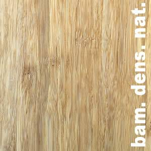 Parquet massif Bambou Elite Moso - 13 x 142 x 1830 mm - Verni - Naturel - Density