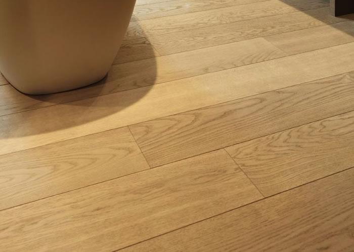 Parquet contrecollé Chêne Premier - 16 x 90 mm - Verni mat