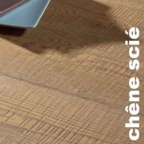 Parquet contrecollé Chene Rustique - 12 x 145 mm - huilé - sciage Strong