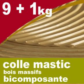 Colle PS Bi composant - seau de 9 + 1 kg