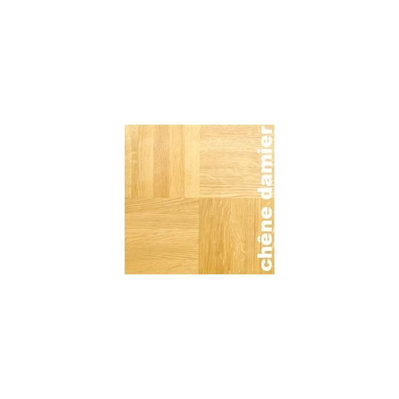 parquet industriel mosaique a damier en chene pr 8 x 135. Black Bedroom Furniture Sets. Home Design Ideas