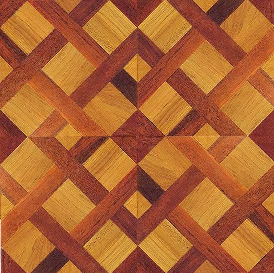 Panneaux et motifs en Iroko ou Kambala