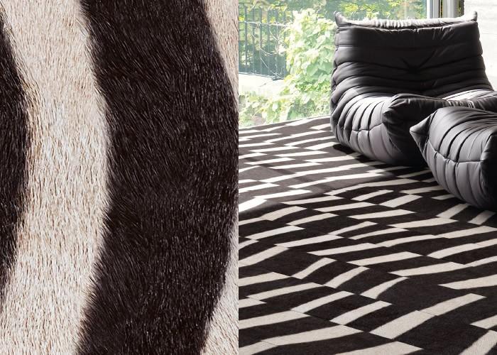 Lames Vinyl créatif Zebra - Vinyl S XL 5G - Zebra - 5,5 x 225 x 1520 mm