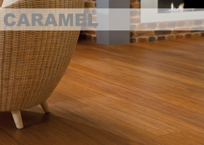 Parquet industriel Bambou BambooIndustriale Moso - 10 x 200 x 300 mm - Density - Caramel