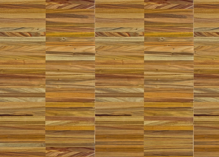Parquet industriel Tarara Amarilla - 14 x 22 x 250 mm - Sur chants