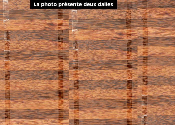 Parquet Industriel Cocotier - 16 mm sur chants