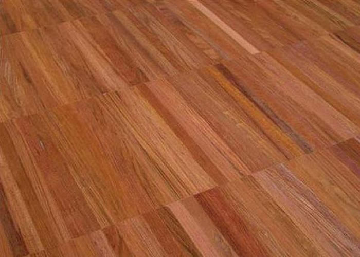 Parquet Industriel Jatoba - 22 x 8 x 160 mm sur chants massif