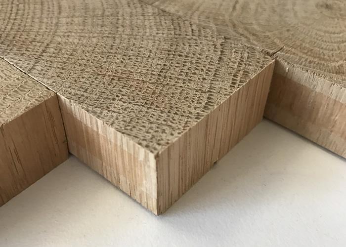 parquet massif en bois de bout ch ne 30 x 45 x 75 brut. Black Bedroom Furniture Sets. Home Design Ideas