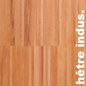 Parquet Industriel Hetre - 20 x 14 x 220 mm sur chants