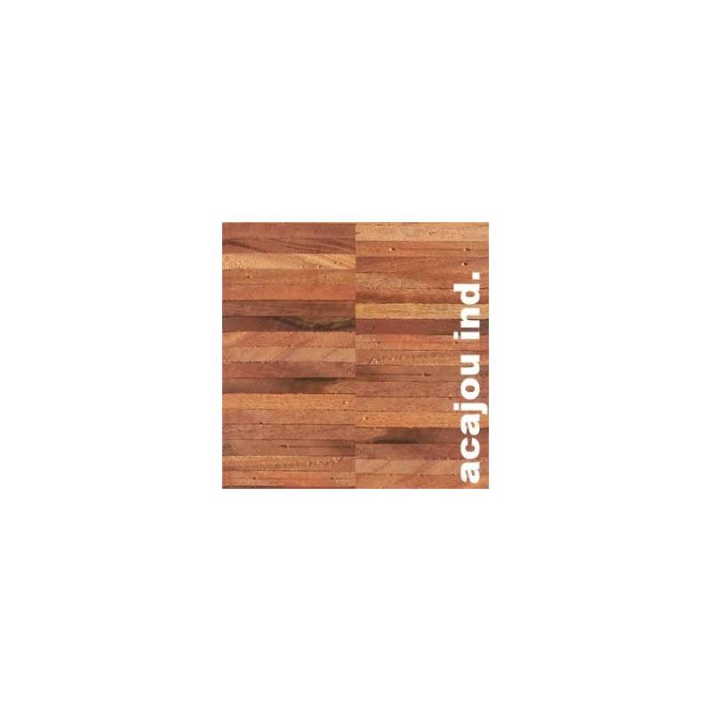 parquet industriel acajou 20 x 08 x 160 mm sur chants massif. Black Bedroom Furniture Sets. Home Design Ideas