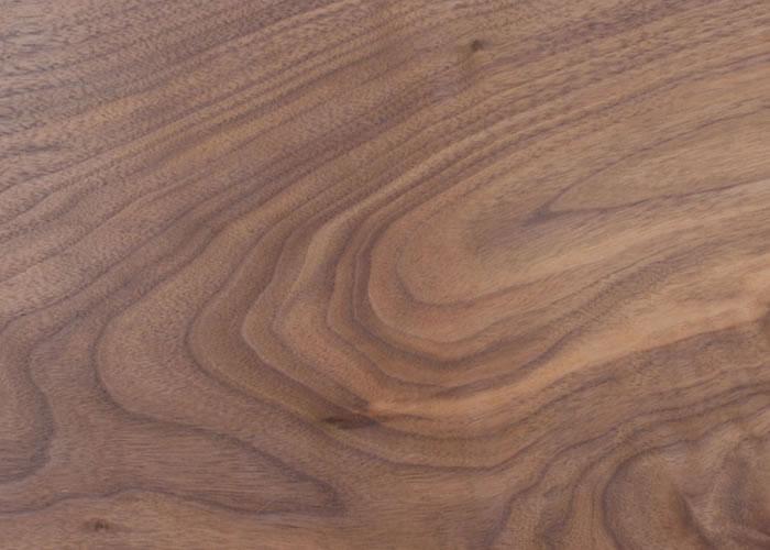 Parquet contrecollé Noyer Américain Select - 18,5 x 180 mm - Verni ou huilé