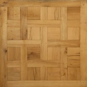Panneaux et motifs en chêne Premier / Rustique - 14 x 450 mm - Chantilly