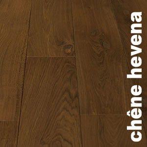Parquet Contrecollé Chêne Rustique/Campagne - 12 x 145 mm - verni - Hevena