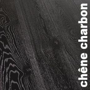 Parquet Contrecollé Chene Rustique/Campagne - 15 x 189 mm - huilé blanc - fumé - Ferre