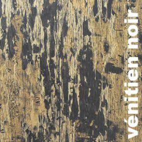 Parquet Vénitien Kréativa - 15 x 190 mm noir et or