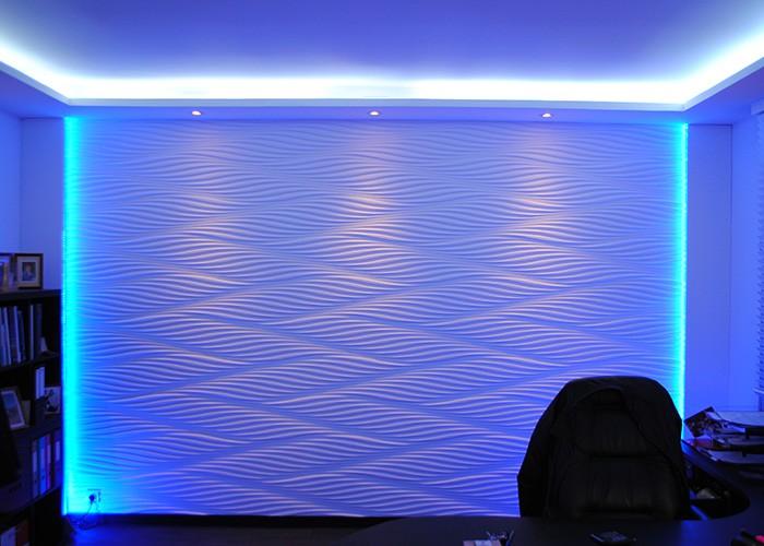 Panneaux muraux 3D - WDQU