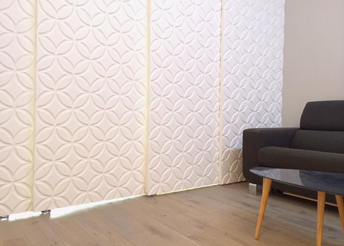 Panneaux muraux WALL 3D - 022