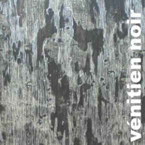 Parquet Vénitien Kréativa - 15 x 190 mm noir et argent