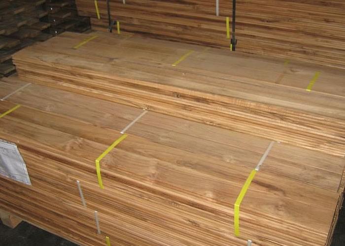 terrasse lames parquet massif ang lique teck 21 x 145 x 1800 3900 mm promo. Black Bedroom Furniture Sets. Home Design Ideas