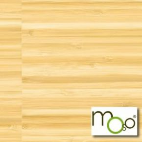 Parquet industriel Bambou Moso - 10 x 140 x 280 mm - Naturel - Vertical
