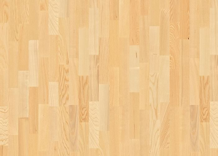 Parquet massif Frene USA - 20 x 135 mm - brut
