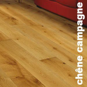 Parquet Massif Chene Campagne - 20 x 200 mm - Huilé - PROMO