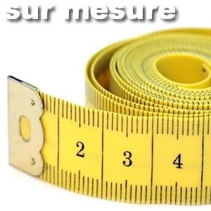 Fabrication sur mesure en Doussié