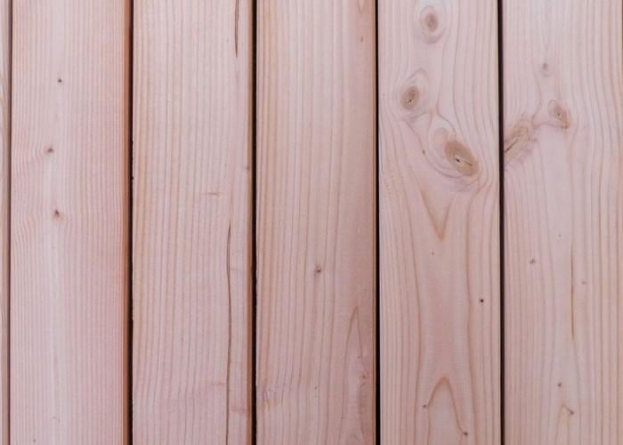 Lattes en douglas – raboté 4 faces – Qualité structure - 30 x 50 mm - Traité M1