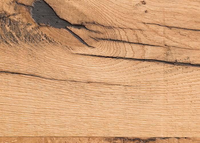 Parquet Chêne ancien recyclé - 17 x 215 mm - huilé naturel