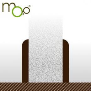 Plinthes Bambou Moso - 15 x 50 mm - Verni - Naturel - Horizontal