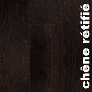 Parquet contrecollé en chêne rétifie - 15 x 180 mm - huilé - brossage léger - Mulhouse