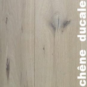 Parquet Contrecollé Chêne Campagne - 15(4) x 189 x 1860 mm - Huilé Invisible - Ducale