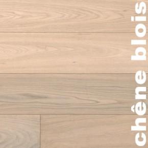 Parquet Contrecollé Chêne Premium - 15(4) x 189 x 1860 mm - Brut - Blois