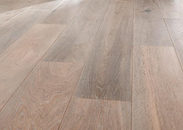 parquet contrecoll gris clair en ch ne bross c rus et fum tropical woods. Black Bedroom Furniture Sets. Home Design Ideas
