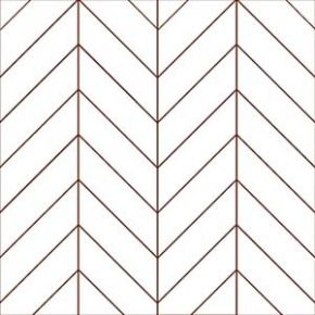 Parquet massif Chene Campagne Point Hongrie - 14 x 80 x 500 mm - brut - PROMO