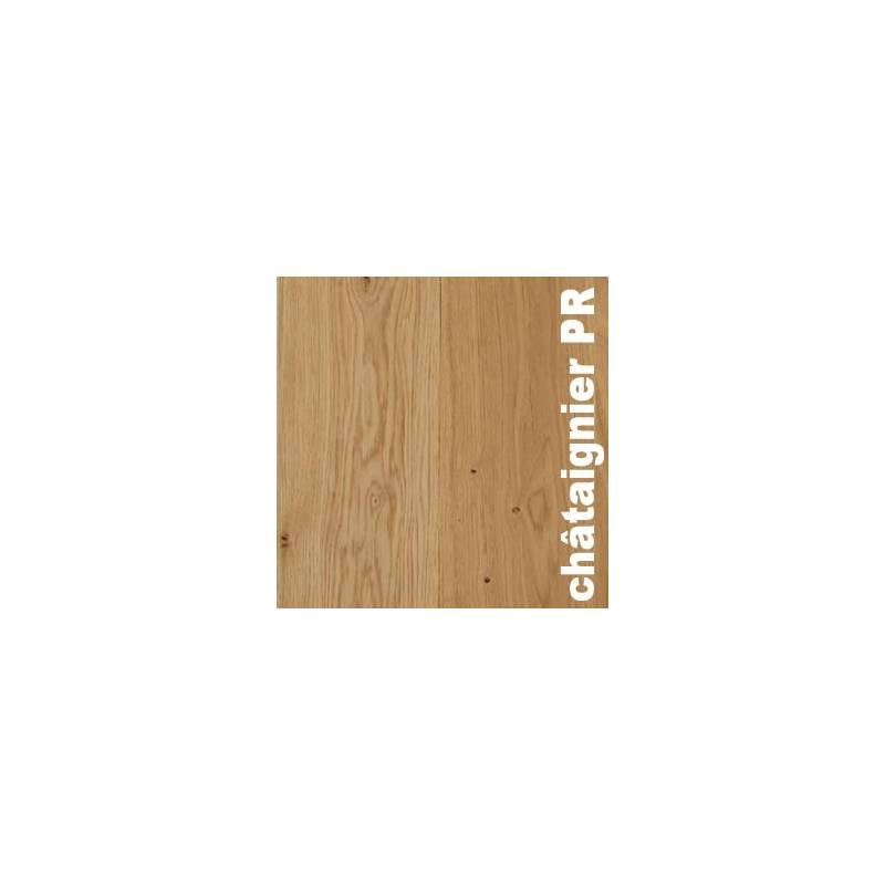 parquet massif ch taignier ab 23 x 120 x 300 1000 mm. Black Bedroom Furniture Sets. Home Design Ideas