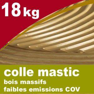 Colle parquets PS mono composant PRO PLUS - seau de 18 kg - Faible COV