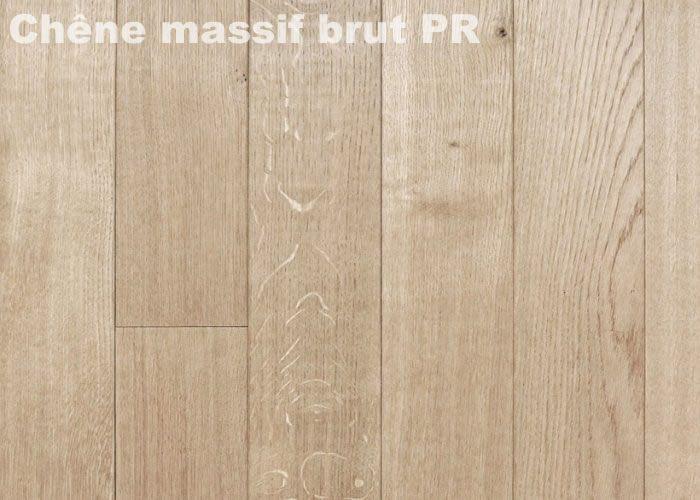 Parquet massif Chêne Premier bis - 14 x 130 mm - Verni mat - PRIX PALETTE