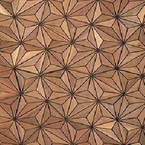 Panneau mural - Mosaiques 3D - Athene