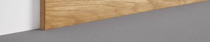 Plinthes en bois massif brut